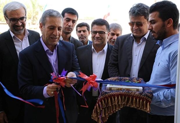 سه طرح بهداشتی درهلیله بوشهر افتتاح شد