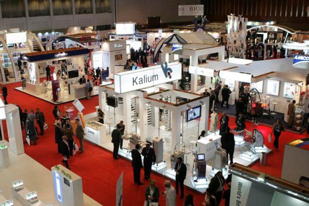 صنایع قزوین در 189 نمایشگاه تجاری حضور یافتند