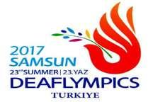7ورزشکار گرگانی به المپیک تابستانی ناشنوایان اعزام می شوند