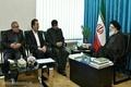 دیدار شهردار  و رییس شورای شهر کرج با نماینده ولی فقیه در استان