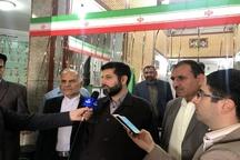 گزارش تصویری بازدید استاندار خوزستان از محل اسکان میهمانان نوروزی