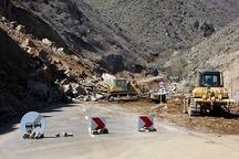 جاده ارتباطی بیرانشهر - بروجرد مسدود شد