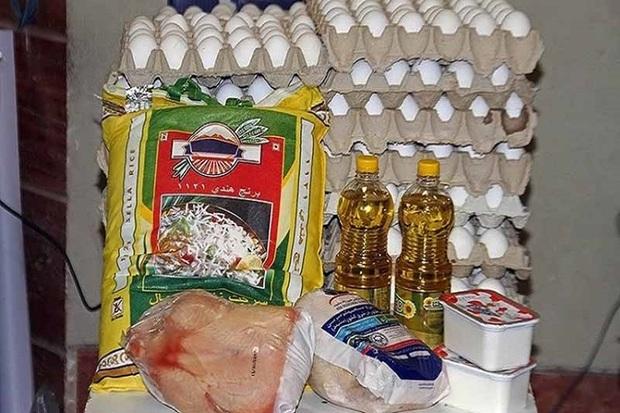 38.5 تن کالای اساسی ویژه ماه رمضان در اشنویه توزیع می شود