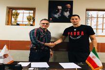 سرمربی تیم بسکتبال آویژه صنعت پارسای مشهد معرفی شد