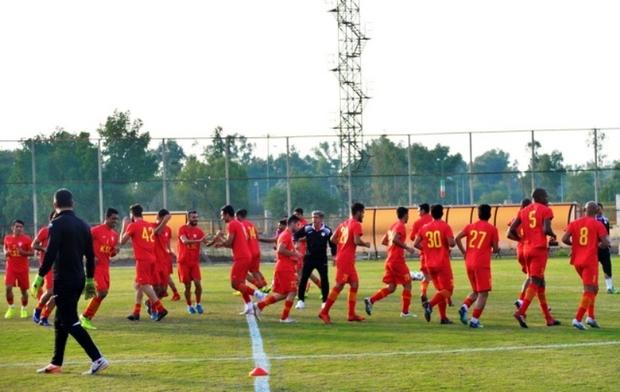 تمرینات تیم فولاد خوزستان به مدت هفت روز تعطیل شد