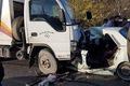 تصادف در سلمانشهر و تنکابن 2 کشته و 3 زخمی برجای گذاشت