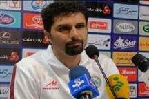 سرمربی تیم فوتبال ذوب آهن: امیدوارم روند پیروزی هایمان ادامه یابد