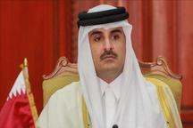گفت و گوی تلفنی ترامپ با امیر قطر