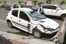 تصادف های منجر به فوت در ایلام 33 درصد کاهش یافت