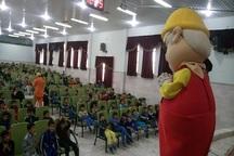 مصرف بهینه برق به کودکان عضو کانون در آستارا آموزش داده شد