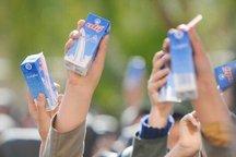 طرح توزیع شیر رایگان مدارس شنبه اجرا می شود