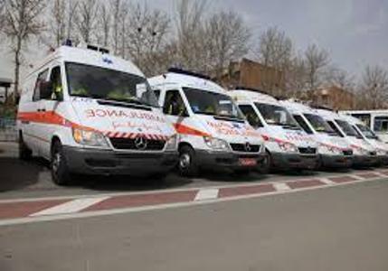 استقرار 10 تیم درمانی اورژانس در ورزشگاه آزادی تهران