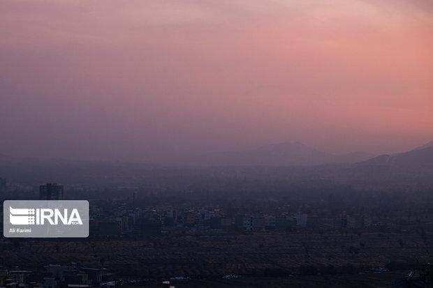 غبار و آلایندههای جوی میهمان ناخوانده سمنانیها