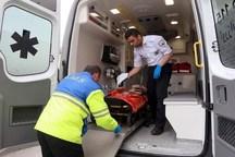 سانحه رانندگی در آذربایجان شرقی جان عابر پیاده را گرفت