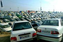 پارکینگ مرز شلمچه همچنان برای پارک خودرو زائران ظرفیت دارد