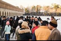 امکان اسکان بیش از 400 هزار مسافر نوروزی در اصفهان فراهم شد