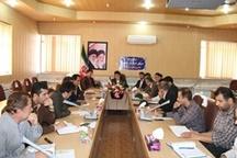 جلسه شورای فرهنگ عمومی شهرستان سروآباد برگزار شد