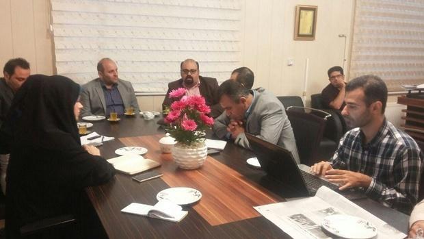 شهردار سیاهکل:مهمترین هدف خبرنگار پیشبرد اهداف جامعه است