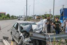 تصادف در محور آستارا-اردبیل دو مصدوم برجا گذاشت