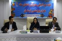 برگزاری جلسه مشترک بحران با حضور مدیران بهزیستی و مدیریت بحران استان