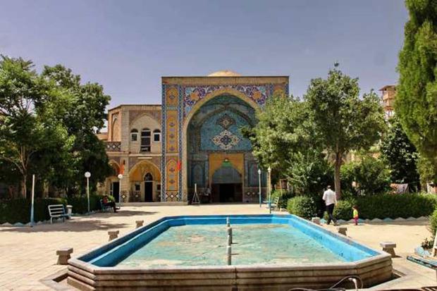 مرمت مسجد سپهداری اراک به 2 میلیارد ریال اعتبار نیاز دارد