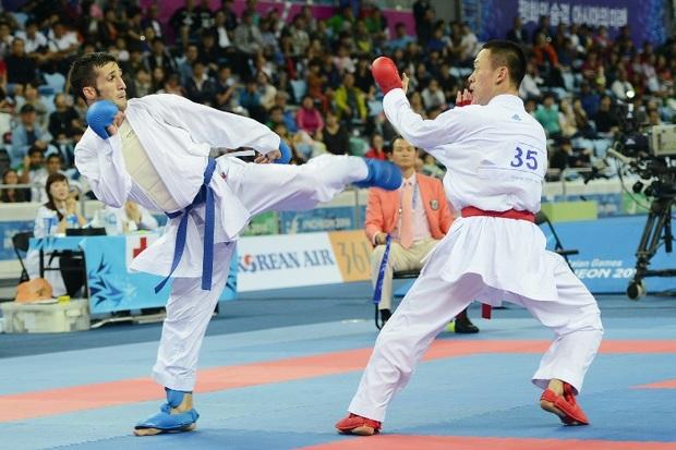 عضو فنی فدراسیون جهانی کاراته: مقام قهرمانی براحتی کسب نمی شود