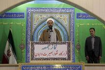 امام جمعه زاهدان: مسئولان علت وقوع حادثه قطار زاهدان را بررسی کنند