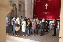 بازدید دانشجویان ارمنستانی از منطقه آزاد تجاری - صنعتی ارس