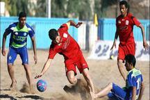 یزد میزبان فوتبال ساحلی باشگاهی اوراسیا