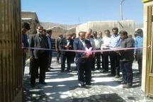 چهار پروژه عمرانی در نجف آباد به بهره برداری رسید
