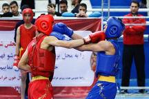 ووشوکاران قم با ۲۳ مدال قهرمان کشور شدند