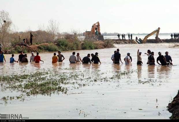 سیلاب دسترنج پائیزه کشاورزان خوزستان را تهدید می کند