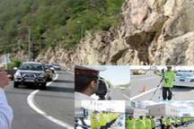 ترافیک در تمامی محورهای گیلان عادی و روان است
