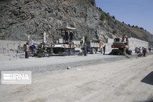 بهسازی و تعریض ۳۰ کیلومتر از جاده آزادشهر - شاهرود