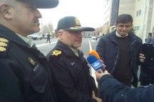 سردار رحیمی: اعضای 29 باند سرقت و زورگیری در تهران دستگیر شدند