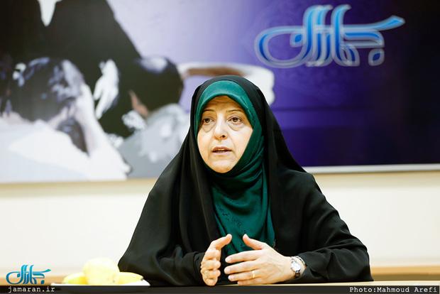 دعوت معصومه ابتکار از زنان برای کاندیدا شدن در انتخابات مجلس