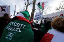 تظاهرات فرانسوی ها علیه سفر نتانیاهو+ تصاویر