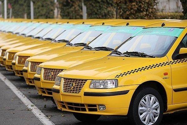823 تاکسی فرسوده شهر ارومیه نو شده است