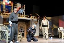 بیست و نهمین جشنواره تئاتر کردستان در قروه آغاز شد