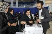 فرماندار: حضور مردم چالوس در این انتخابات چشمگیر است
