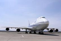 2 پرواز از فرودگاه زابل به دلیل شرایط نامساعد جوی باطل اعلام شد