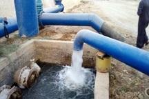 تمام خطوط انتقال آب شهرهای استان در معرض خطر هستند