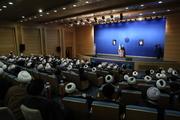 رئیسجمهور روحانی: قدمهای برداشته شده برای پایداری برجام تا به حال مثبت بود/ نسل جوان، خدا باور است؛ او را باور کنیم/ ورود روحانیت به جناح بندی های سیاسی، اشتباه و بی نتیجه است