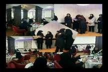 ماماهای نمونه بخش بهداشت استان کرمانشاه مورد تجلیل قرار گرفتند