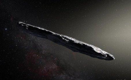 محققان سیارکی شبیه یک سیگار عظیم کشف کردند