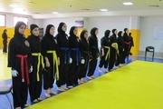 نخستین دوره مسابقات دفاع شخصی زنان استان تهران برگزار شد
