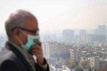 کیفیت هوای فردیس برای گروههای حساس ناسالم شد