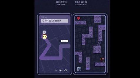 رونمایی ال جی از موبایلی با ۲ نمایشگر / ویدیو