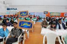 مسابقات استانی قرآن کریم دانش آموزی پسر در مه ولات آغاز شد