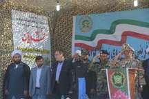 امام جمعه سرپل ذهاب: نیروهای مسلح برای دفاع از مرزهای نظام اسلامی تلاش می کنند